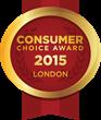 2015 London Consumer Choice Award-Winners