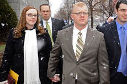 Convicted Blackwater Guards' Legal Team to Hold Press Conference Following Sentencing