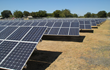 TerraVerde Ground Mount Solar Array in California