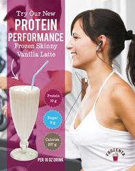 Frozenta Polar Powder Protein Performance