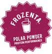 Starburst Frozenta Polar Powder Protein Performance