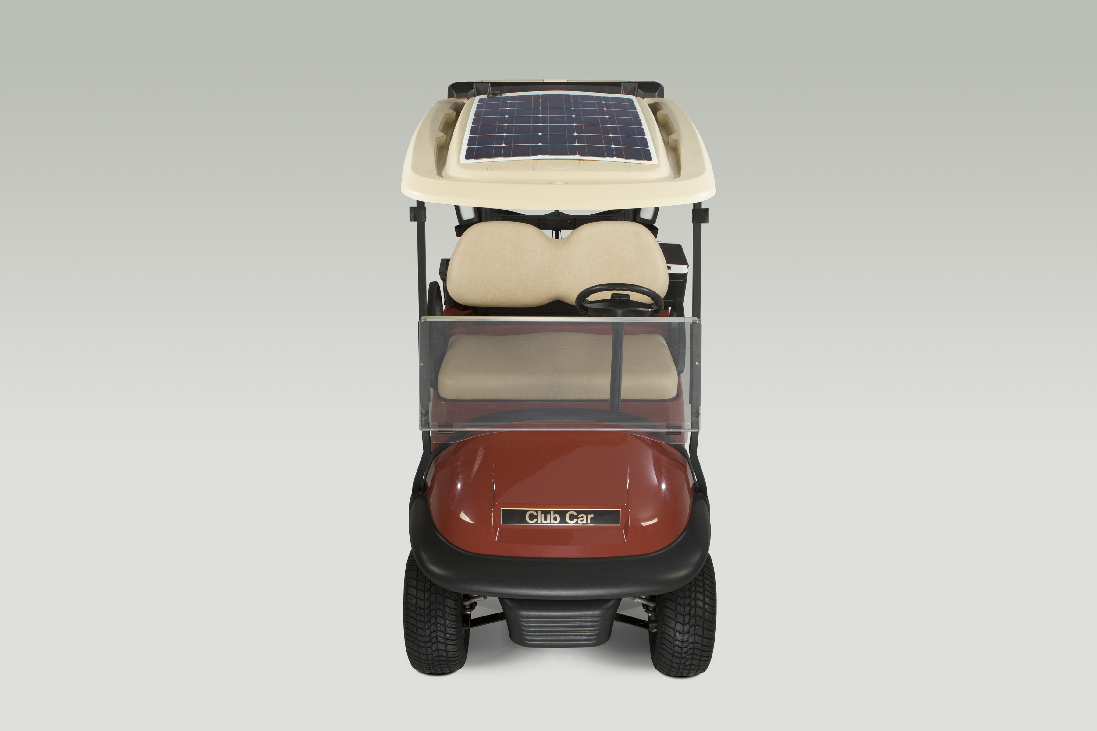 Club Car Offers New Solar Drive Charging Panels For