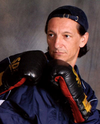 Savate Workshop with 1988 French Cup champion Nicolas Saignac at Princeton Academy of Martial Arts