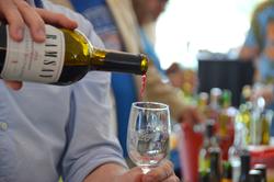 Perdido Key Wine and Art Festival near Pensacola Beach