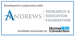 Andrews Research and Education Institute powers with HomeCEUConnection.com to provide elite online CEU courses.
