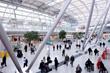 DUS Departure Hall © Andreas Wiese, Düsseldorf Airport