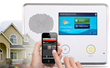 Control your alarm system from anywhere in the world