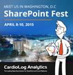 CardioLog Analytics Announces SharePoint Fest Webinar [Analytics for SharePoint Online]