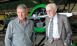 "Legendary Aviator Robert ""Bob"" Hoover to speak at the Air Force Museum..."