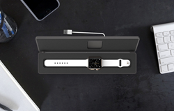 Watch Keeper protective charging dock for Apple Watch