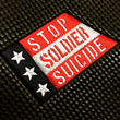Stop Soldier Suicide Yoga Mats from YOGAJACK are stitched in the USA