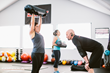 Quest Fitness Hosting the DVRT Ultimate Sandbag Training Level 1 Certification and the HKC Hardstyle Kettlebell Certification on May 16 and 17, in Guilford, Connecticut