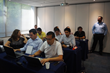 Participants of the successful ticketing software training in Chile.