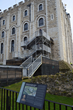 Delivers a comfortable walk up to the White Tower