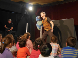 Kids´online magic, theater and storytelling videos
