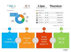 SMB marketing insights using IOVOX