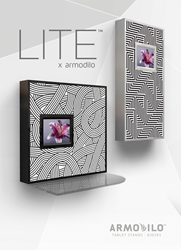 Lite by Armodilo Tablet Kiosk, Tablet Enclosure, Tablet Wall Mount