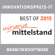 "EXTEDO MPDmanager receives ""Best of 2015"" certificate for innovation..."