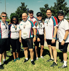 The BioPlus Cyclist Team Finishes Strong for the  Tour de Cure
