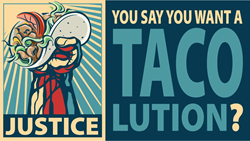 Taco Catering, Taco Caterers, Tacos, Rasta Taco