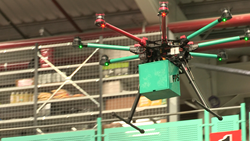 FPS takes flight with drone delivery