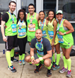ATRS Collects 15,000 Pounds of Recyclables at Humana Rock 'n' Roll Dallas Half Marathon for a Cleaner, Greener Race