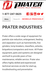 Prater Industries Debuts New Logo & Brand Identity