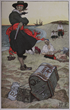 Scots-born pirate, Captain William Kidd comes to Ellis Island in the form of a new exhibition, April 10-12, 2015.