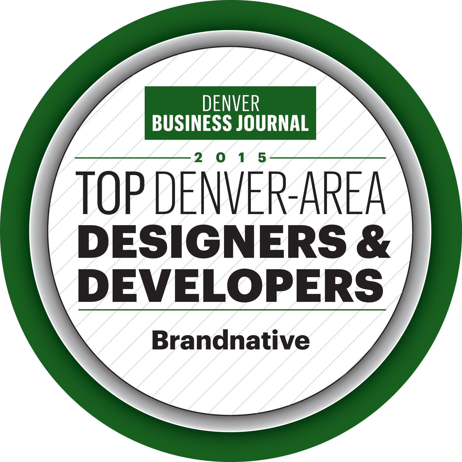 Denver Business Journal News: Brandnative Recognized As A 2015 Top Denver Web Design