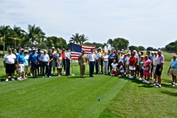 Military Appreciation Golf Outing at Delaire - March 23, 2015