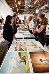 Photographers open their portfolios to collectors, artists, and the public during the Review Santa Fe Photo Festival