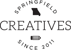 Springfield Creatives is a group for creative professionals in Springfield, Mo.