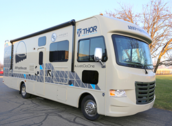 Lippert Components, Inc. (LCI®) announced today that, along with Thor Motor Coach, it will present a new motorhome to Ark Project Now at 8:40 a.m., Wednesday, April 1, at RV/MH Hall of Fame at 21565 Executive Pkwy, Elkhart, IN 46514.