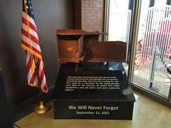 World Trade Center Display Bartlett