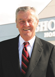Jack Casey announces retirement as Administrator of Shodair Children's Hospital