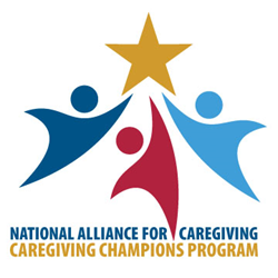 Caregiving Champions Logo