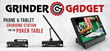 Grinder Gadget Phone & Tablet Charging Station
