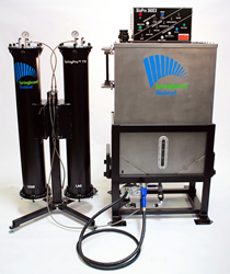 The BioPro™ 380EX and SpringPro™ T76 can produce as much as 200 gallons of biodiesel per day.