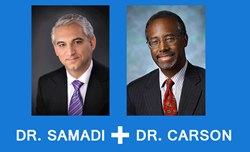 Dr. David Samadi and Dr. Ben Carson on the future of healthcare.