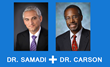 New York City's am970 Chief Medical Correspondent, Dr. David Samadi, Interviews Dr. Ben Carson—who is Exploring a 2016 Presidential Campaign—on State of Healthcare