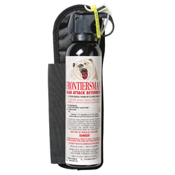 Frontiersman bear spray purchase. When only the best bear spray will do!