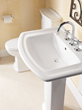 HomeThangs.com Has Introduced A Guide To Why Pedestal Sinks Are A Smart Choice For A Small Bathroom