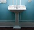 China Series 28″ Traditional Pedestal Sink AR834-AR805 from Whitehaus
