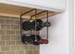 Wine Bottle Holder In Oil Rubbed Bronze WBH-DBAC-R from Hardware Resources