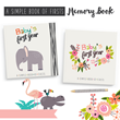 Lucy Darling Launches Baby Memory Books