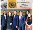 Illien Global Public Benefit Corporation at United Nations International Day of Happiness