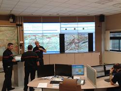 Matrox Mura MPX Boards Power Emergency Response Video Walls
