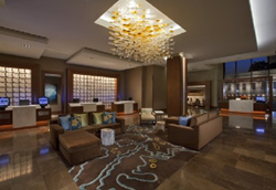 Photo of Hyatt San Antonio Riverwalk Guest Reception Area