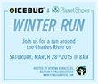 PlanetShoes + Icebug Fun Run March 28th in Boston