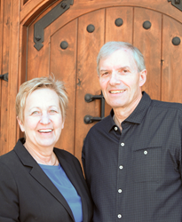 Birgit and Slobo Radin have acquired the Goldmoor Inn in Galena, Illinois